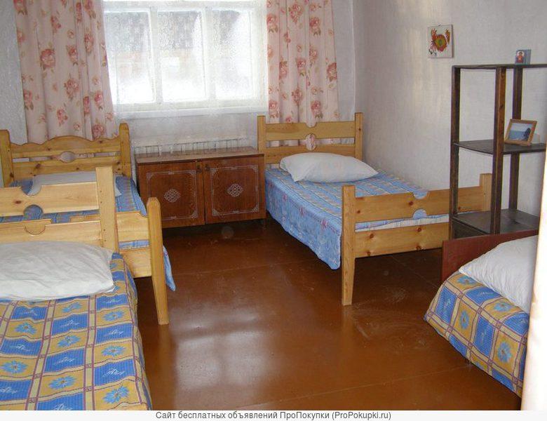 Гостевой дом Altan Home. Отдых в Большом Голоустном