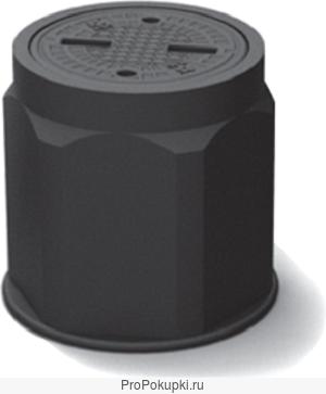 Колодец кабельный ККТМ-1 (пластиковый)
