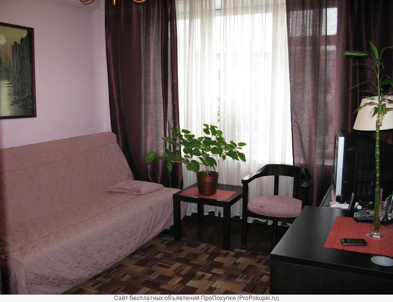 Сдаётся посуточно однокомнатная квартира в Невском р-не Петербурга