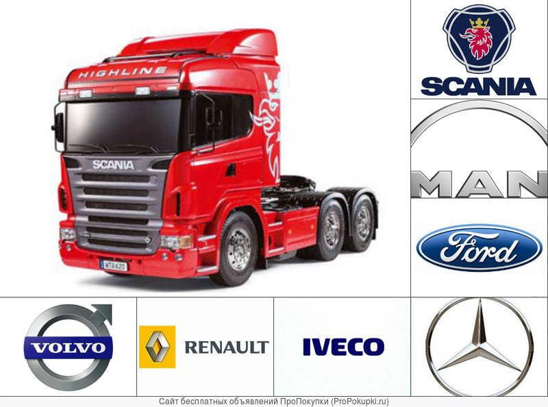 Ремонт кпп Скания, ремонт коробки передач Scania
