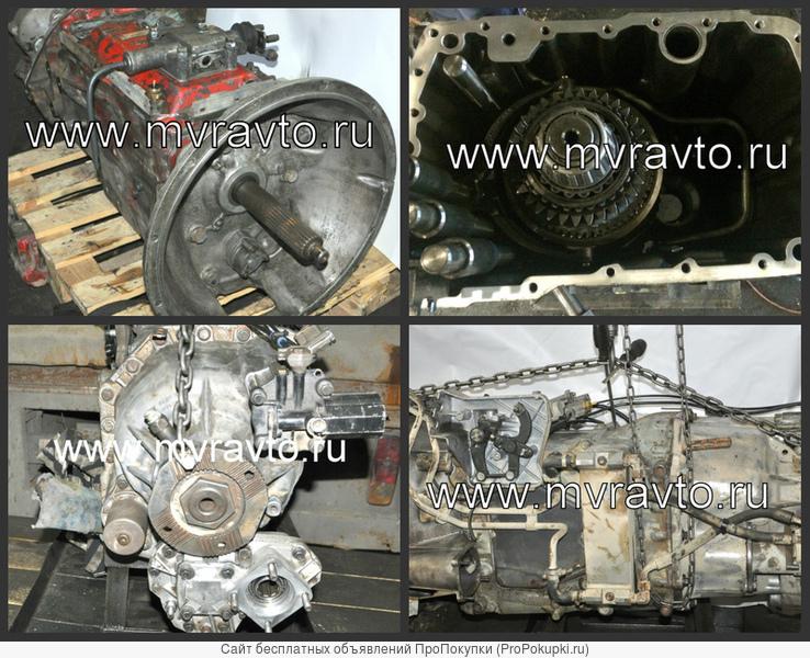 Агрегатный центр по ремонту КПП и редукторов SCANIA VOLVO MAN DAF