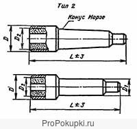 Алмазные карандаши маас (ту 88усср 663-78)