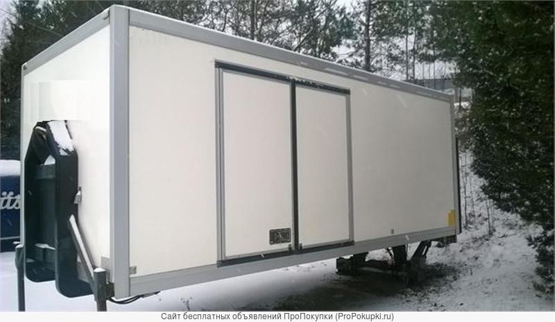 Сменные кузова – 6 вариантов на 1 грузовик