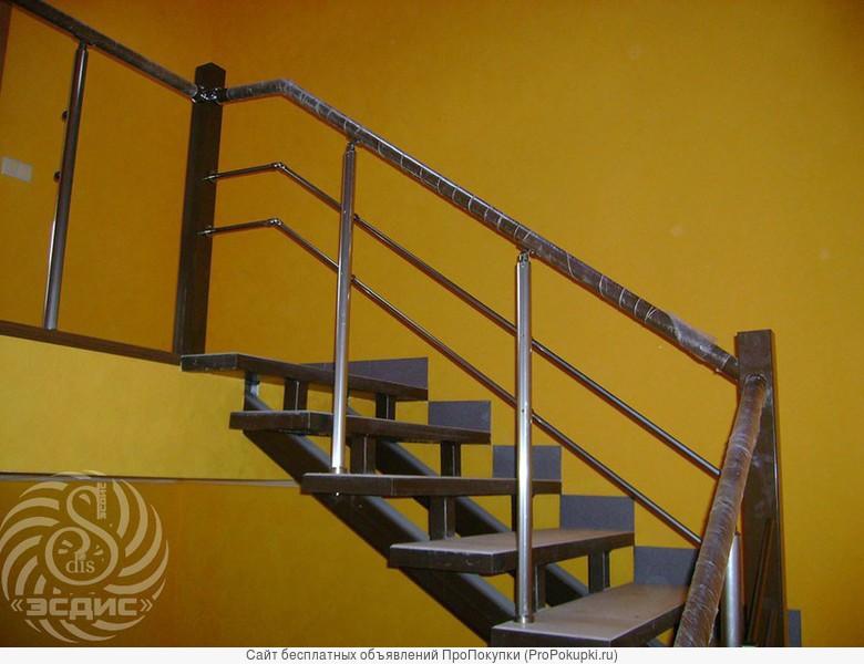 Лестницы – проектирование, изготовление, монтаж
