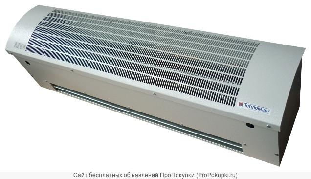 Срочный ремонт тепловых завес в СПб