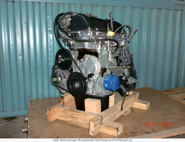 Двигатель ВАЗ 21214 (нива, инжектор)