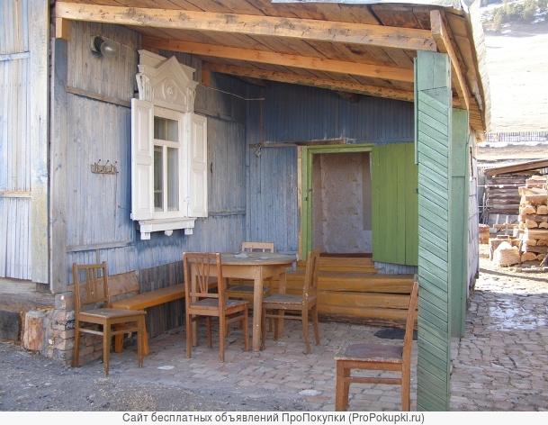 Деревенский домик (гостевой дом). Отдых в Большом Голоустном