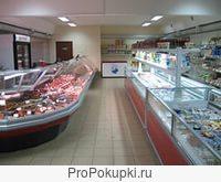Ремонт магазинов в Щёкино.