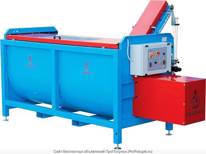 Машины для перемешивания грунта с удобрениями