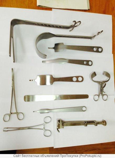Поставка медицинского инструмента