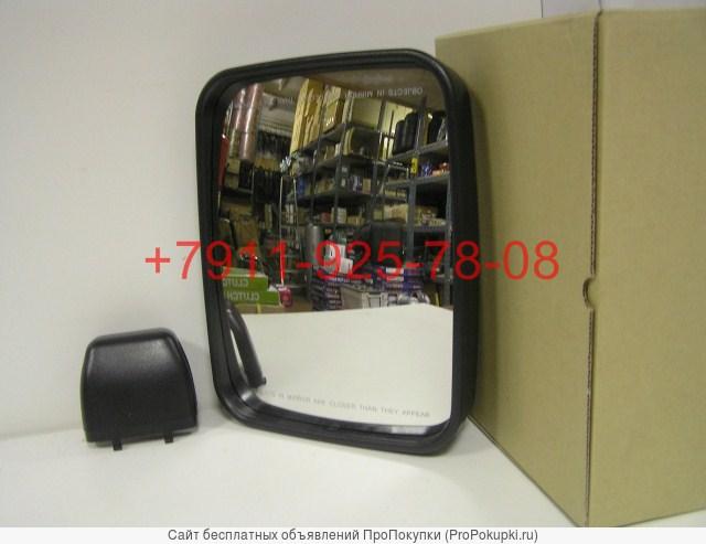 Зеркало боковое левое daewoo ultra novus запчасти дэу новус