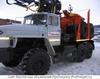 Лесовоз Урал 2015 г.в. с кму Омтл-70.02 от завода Доставка по РФ