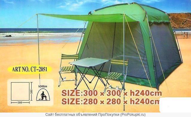 палатка шатёр