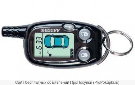 Брелок — пейждер Sheriff ZX 1060(пульт ДУ)