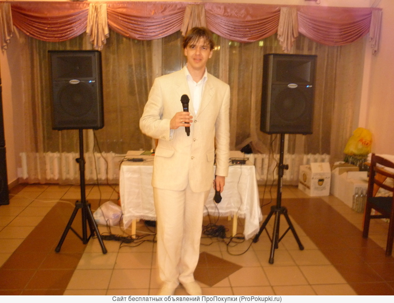 Тамада Александр – свадьбы, юбилеи, корпоративные праздники…