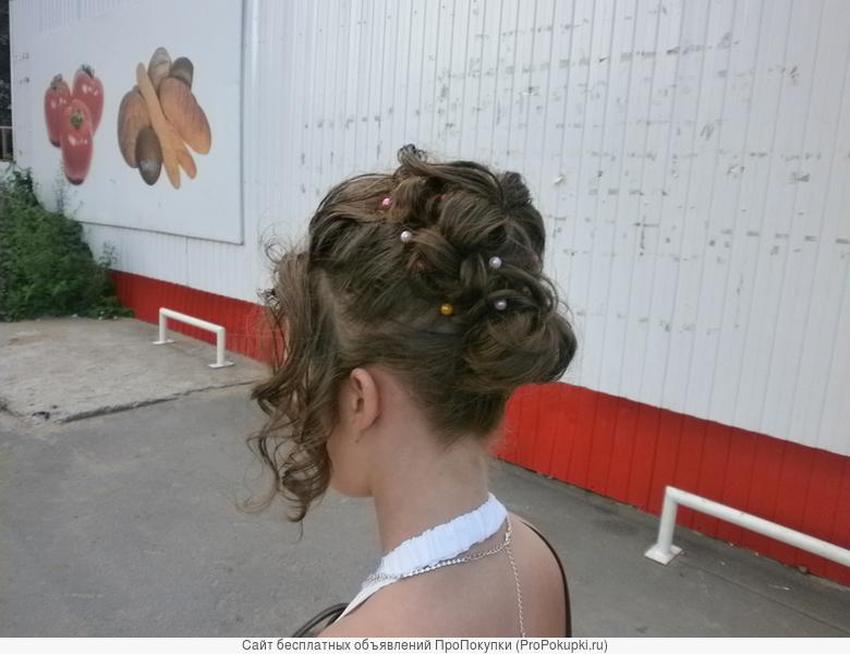 Выезд парикмахера на дом
