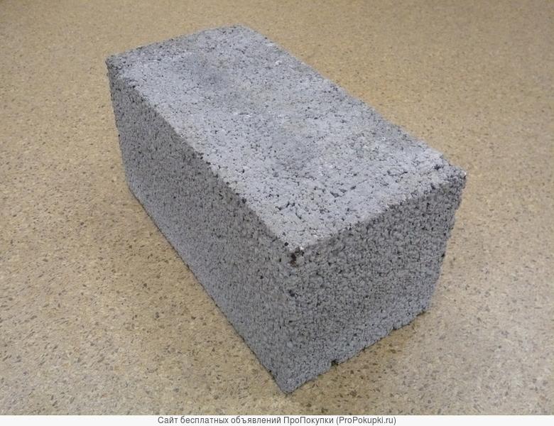 стеновые керамзитобетонные камни