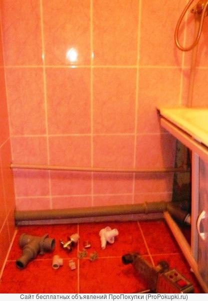 Подключение и установка стиральных машин. г. Тула, РФ