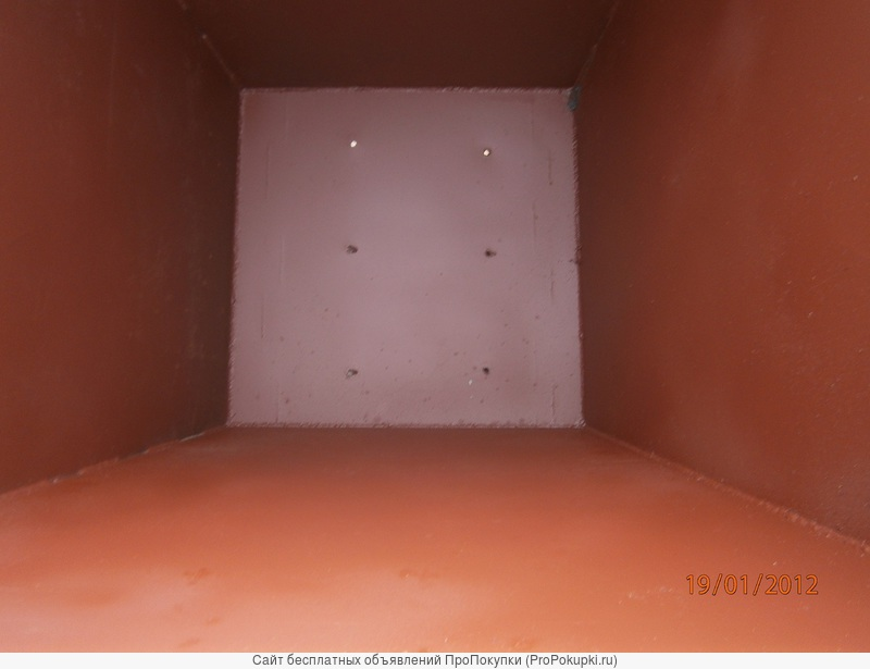 Контейнер для мусора 0,75 куб.м