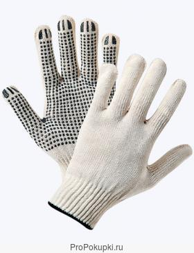Перчатки рабочие х/б