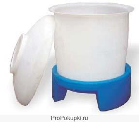 Пластиковые емкости со сферическим днищем