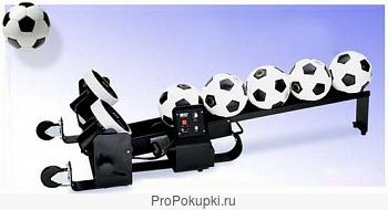 Пушка футбольная для мячей, тренажер, Pro Trainer