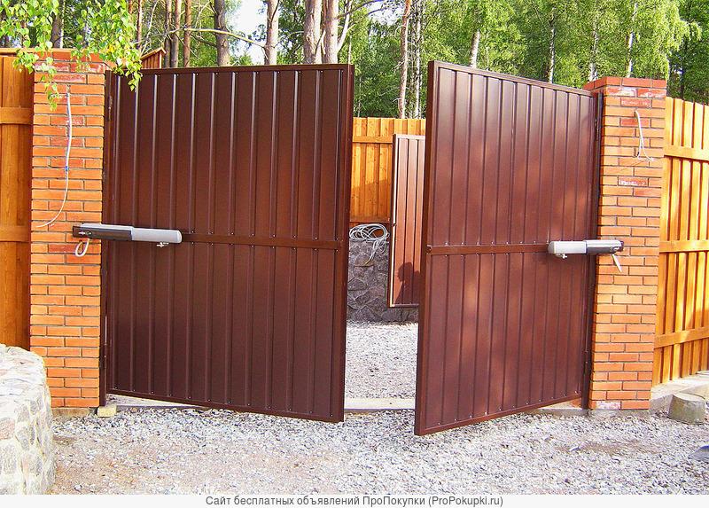 Ремонт и установка ворот