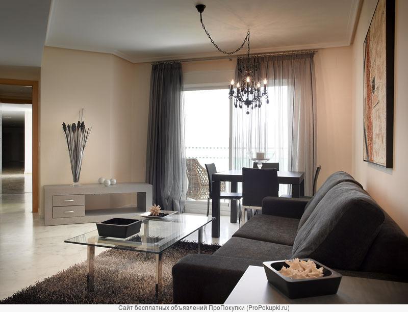 Недвижимость в Испании - апартаменты в Испании от застройщика в Бенидорме