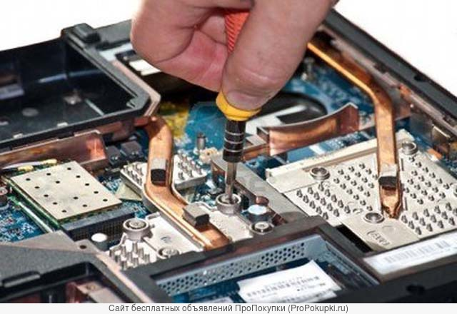 Ремонт ноутбуков, компьютеров, планшетов, смартфонов и тп.