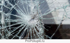 Замена битых и треснувших стеклоппакетов в Пластиковых Окнах