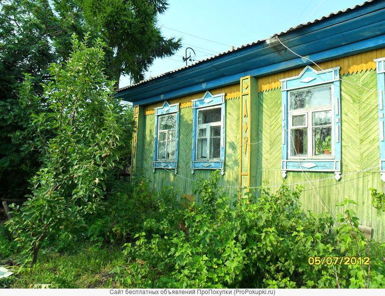 продам дом в посёлке