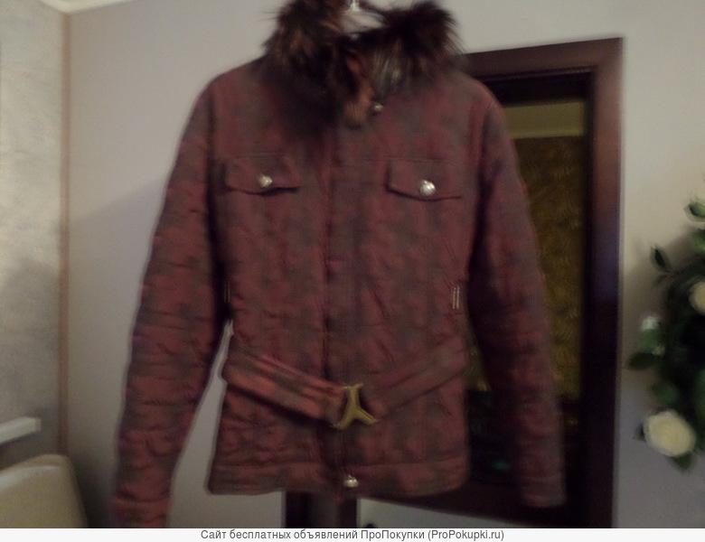 Брендовая стильная куртка Arfild