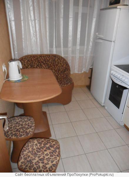 Сдам 1-комнатную квартиру в центре по-суточно!