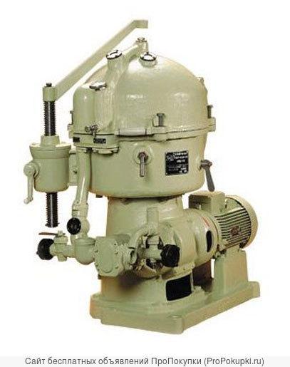 Сепаратор центробежный сц-3а(уор-401-уз) и сц -3(уор-401у-ом4)