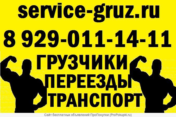 Услуги профессиональных грузчиков в Воронеже 89290111411