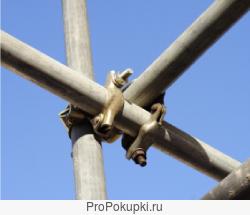 Продажа строительные леса УЛТ, хомуты (замок) Дмитровский район