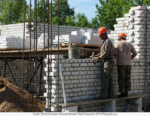 Бригада строителей из Пензы.