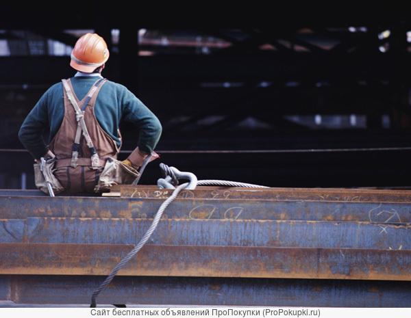 Сварочные работы. Производство и монтаж металлоконструкций в Пензе и области.
