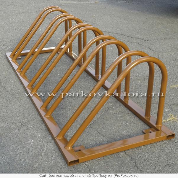 Велосипедные парковки, велопарковки