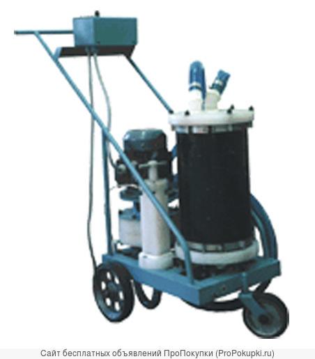 УФЭ-1Установка для фильтрации и перекачки электролитов
