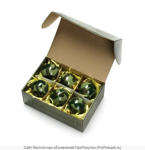 Упаковка для ёлочных шаров