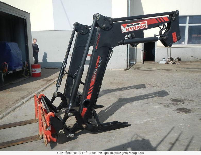 Погрузчик фронтальный Hydrac EC 2100 (Австрия)