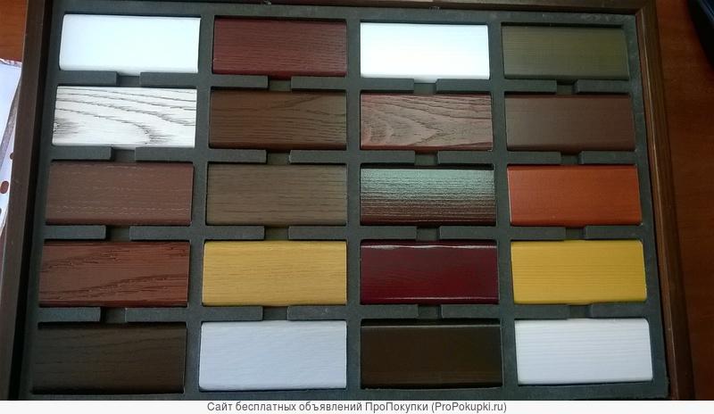 Фабричные окна от производителя
