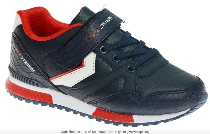 Молодежные спортивные туфли, кроссовки, кеды, слипоны STROBBS