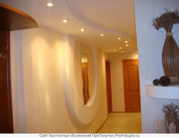 Ремонт под ключ нежилых помещений квартир коттеджей
