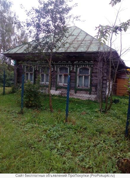продажа земельного участка с домом
