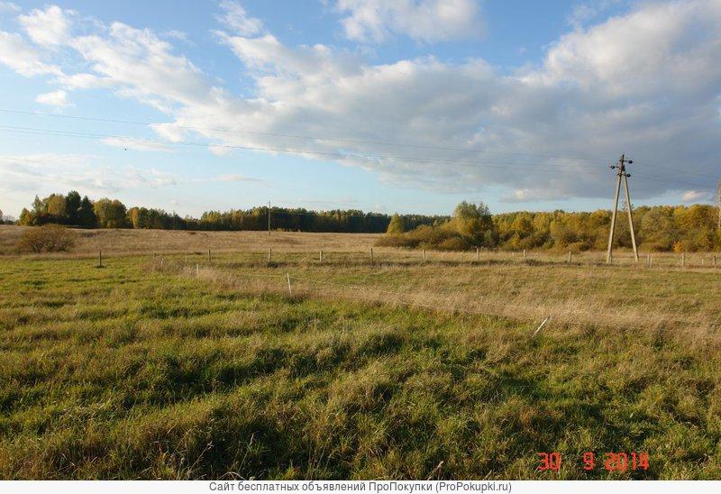 Зем. участок 90ГА с мини-фермой и жилым домом в 250 км от Москвы