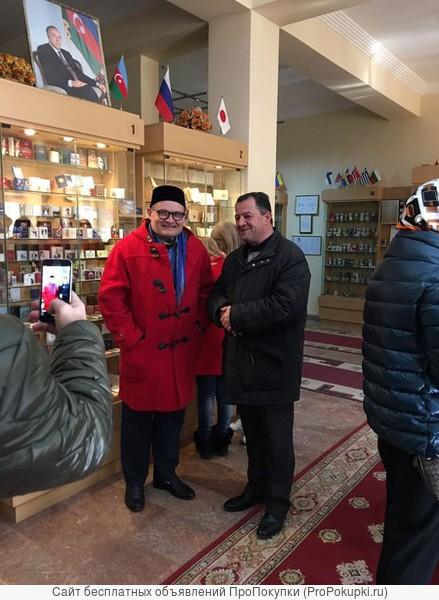 Частный русскоязычный гид-экскурсовод в Баку (Азербайджан)