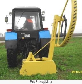 Косилка-кусторез роторная ККР-2
