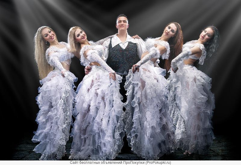 Шоу балет, танцевальная группа на мероприятие